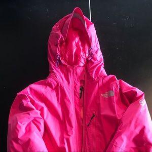 The Northface Pink Primaloft Summit Series Jacket